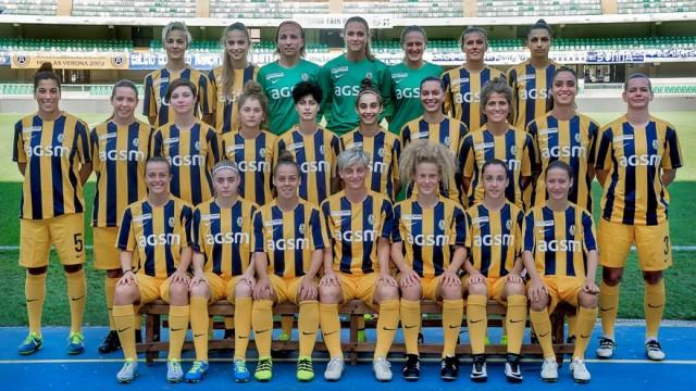 VERONA CF 2016-2017